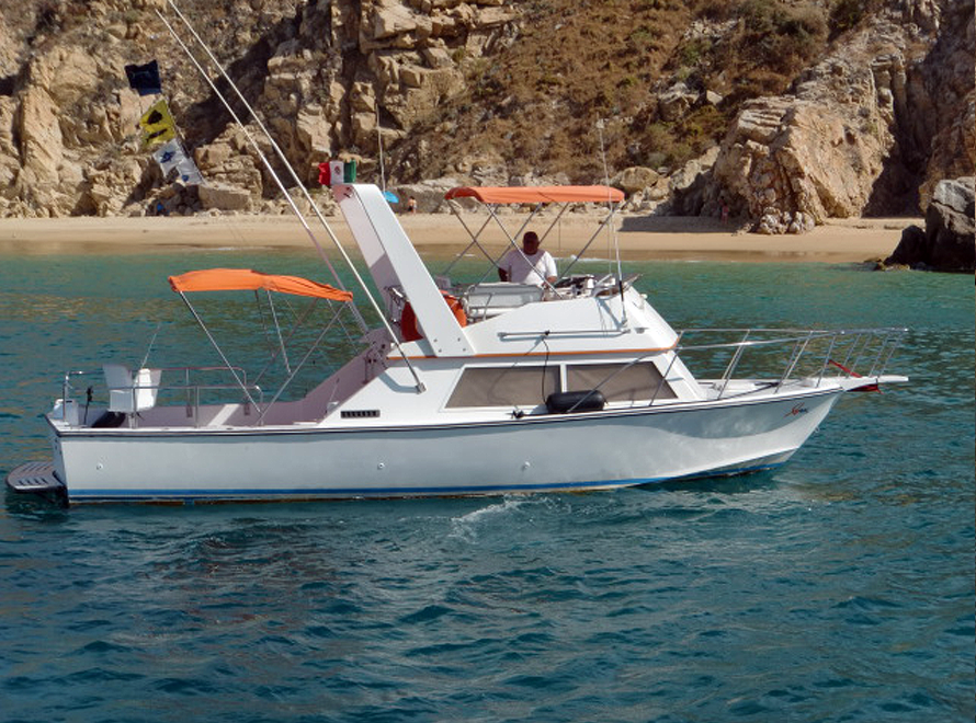 Cabo Fishing Charters Boats