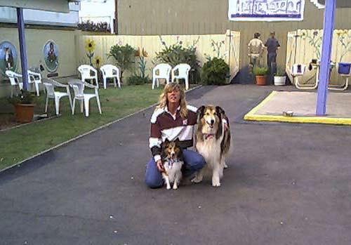 Lesley, Lucas & Buddy