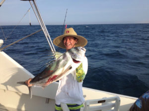 20 lb. ROOSTERFISH fished in Cabo on 6/18/16
