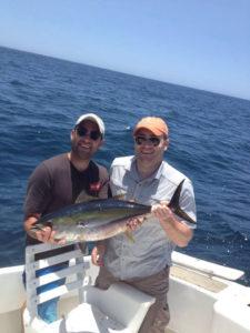 Cabo San Lucas, Yellowfin Tuna caught on 6/18/16