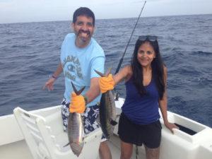 Yellowfin Tuna and Dorado caught off the coast of Cabo San Lucas 6/29/16