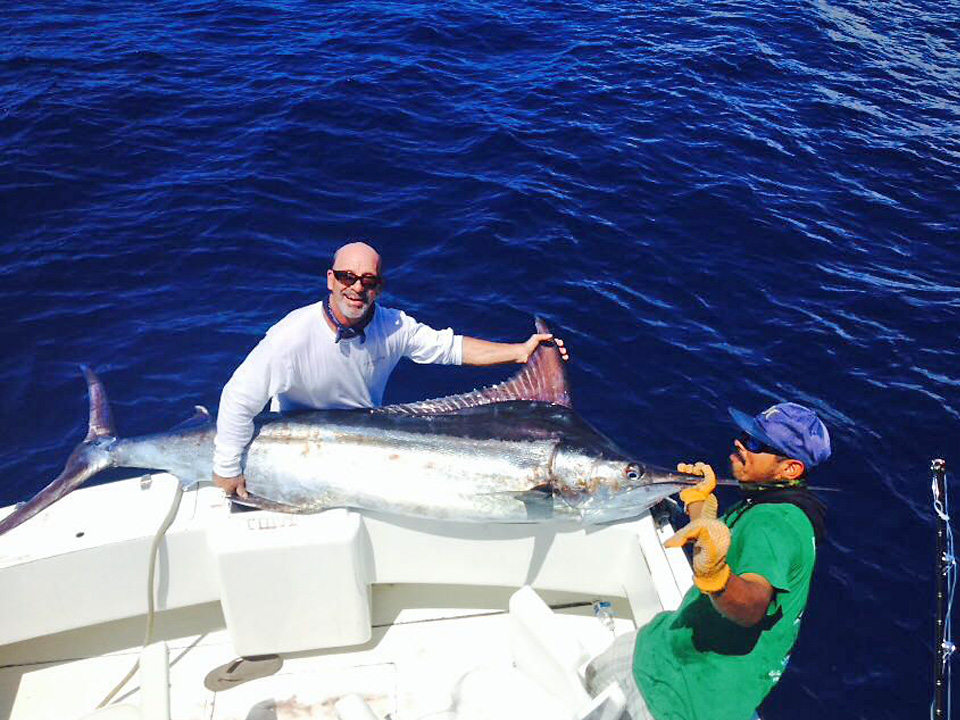 Cabo Fishing Report