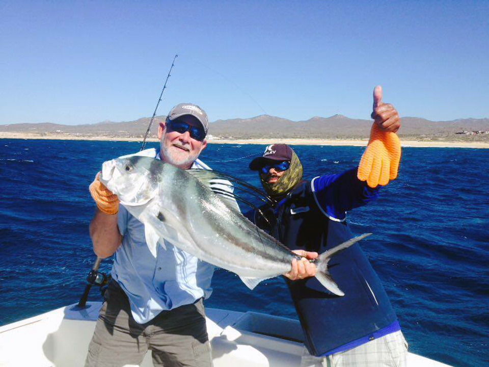 Cabo fishing report for Rooster fish cabo