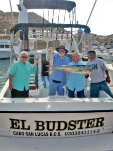 Mackerel fished in Cabo San Lucas on 3/03/17