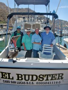 Roosterfish fished in Cabo San Lucas on 2/27/17