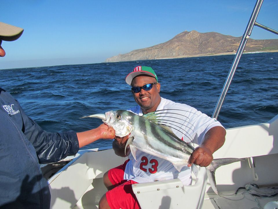 Cabo fishing report for Fishing in cabo