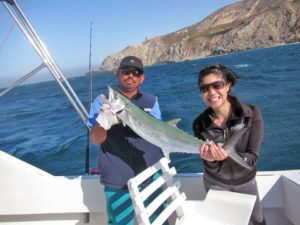 Sierra Mackerel fished in Cabo San Lucas on 6/10/17