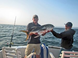 Jack Crevalle fished in Cabo San Lucas on 6/24/17