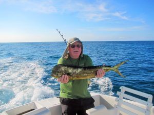 Dorado fished in Cabo San Lucas on 9/28/17