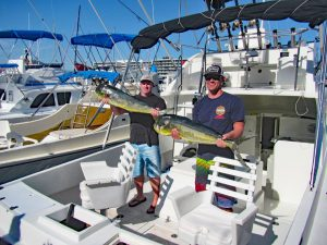 Dorado fished in Cabo San Lucas on 10/31/18