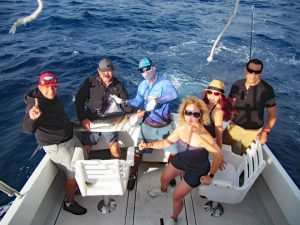 Striped Marlin fished in Cabo San Lucas on 11/11/18