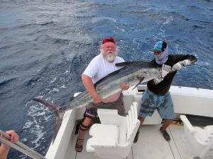 Striped Marlin fished in Cabo San Lucas on 11/22/18