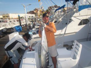 Wahoo fished in Cabo San Lucas on 10/26/18