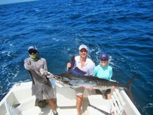 Striped Marlin fished in Cabo San Lucas on 7/12/19