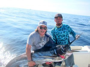 Blue Marlin fished in Cabo San Lucas on 8/31/19