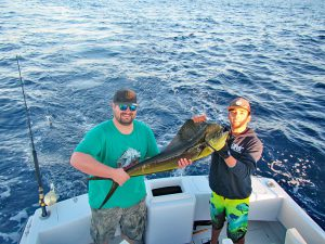 Dorado fished in Cabo San Lucas on 12/23/19