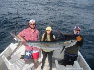 100 and 120 lb Striped Marlin fished in Cabo San Lucas on 3/17/20